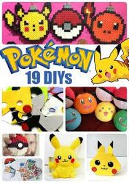 19 pokemon diy pokemon go