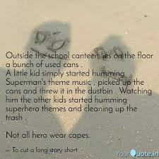 Outside The School Cantee Quotes Writings By Soul Catcher