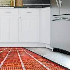 pros and cons of electric radiant floor