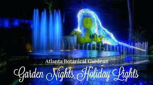 atlanta botanical garden lights botanical gardens lights atlanta botanical garden holiday lights 2016 atlanta botanical garden