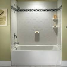 tub shower walls decorative interior shower tub wall panels contemporary bathroom