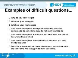 Sample Weaknesses For Interview Examples Of Weaknesses In A Job Interview Examples Of Weaknesses In