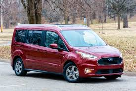Cargo Van Comparison Chart 2019 Ford Transit Connect Wagon Review The Clock Strikes