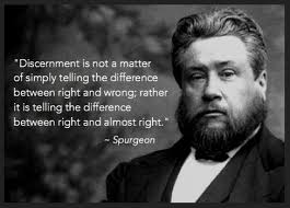 Discernment Spurgeon Quotes Girded With Truth Interesting Spurgeon Quotes