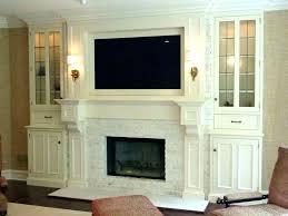build a fireplace building a fireplace surround and mantel f build fireplace mantel surround over brick