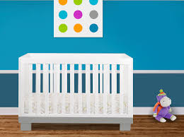 giveaway crib  mattress from simply baby furniture  project nursery