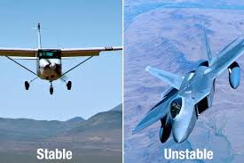 Stability Charts Aviation The 3 Types Of Static And Dynamic Aircraft Stability