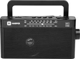 <b>Радиоприемник Harper HDRS-377</b> (черный)