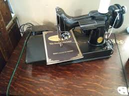 Old Singer Sewing Machine Worth