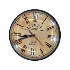 wall clock apollo decor india