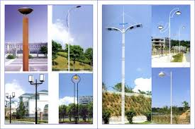 Small Picture Fancy Light Poles in Makarpura Vdr Vadodara Exporter and