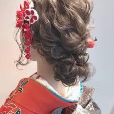 今っぽさが重要な成人式の髪型特集一番の主役になれるヘアスタイル