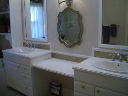 fresh glass tile backsplash in bathroom best ideas