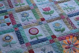 Piece N Quilt: Custom Machine Quilting - 2 Applique Quilts - By ... & ... around all of the applique and added a little bit of quilting to some  of the larger applique pieces. I just couldn't live such big spaces  unquilted. Adamdwight.com