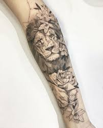 Lion Liontattooink Tattoo Ideas татуировки татуировка