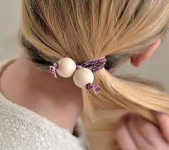 diy wood bead hair twists tutorial via design mom