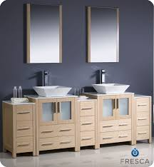 modern bathroom double sinks. 84\ Modern Bathroom Double Sinks