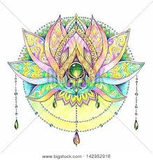 Asian Dream Catcher Mandala Pattern Ornament Indian Image Photo Bigstock 23