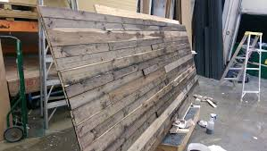 reclaimed wood office. A Client\u0027s Distressed/reclaimed Wood \ Reclaimed Office E