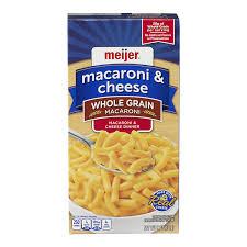Meijer Whole <b>Grain Mac</b> & Cheese, 6 oz Macaroni & Cheese   Meijer ...