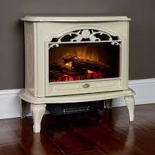 dimplex celeste cream purifire electric fireplace stove with remote control tds8515tc