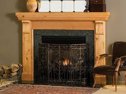 view detailed image the lancaster is a traditional wood fireplace mantel