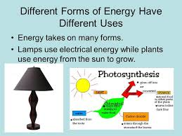 Chapters 3 4 Objectives Recognize How Energy Causes