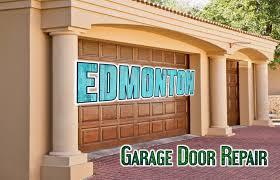 garage door repair in edmonton