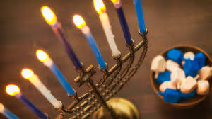 the miracle of hanukkah is that only one vial of oil was found with just enough oil to illuminate the temple lamp for one day and yet it lasted for eight