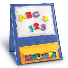 Learning Resources Magnetic Tabletop Pocket Chart Ages 3
