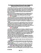 all my sons act essay a level english marked by teachers com to what extent can dramatic techniques be used to emphasize the rising emotions that