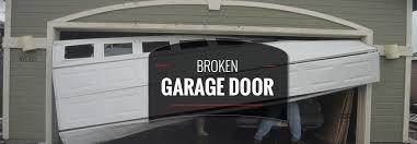 broken garage doorBroken Garage Door Specialists South Florida Broward  Palm Beach