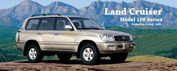 Toyota Global Site | Land Cruiser | Model 100 Series_01