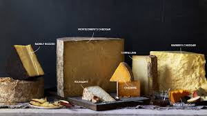 Cheese Flavor Chart The 10 Cheeses You Need To Know To Understand All Cheese