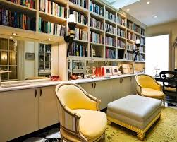 Creativity Home Office Library Ideas Design Alluring Decor Inspiration W To Models