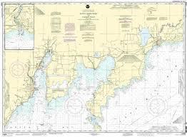 Little Bay De Noc Depth Chart 14908 Dutch Johns Point To Fishery