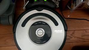 Irobot Blinking Red Light Irobot Roomba 560 Blinking Orange Not Charging Youtube