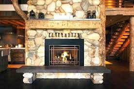 fireplace decorative