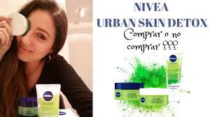 Reseña De La Línea Nivea Anti Polución Urban Skin Defence