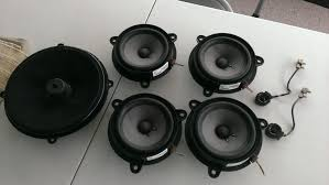 speakers on sale. 2007 m35 stock bose speakers for sale on -