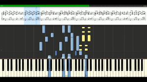 Light My Fire Piano Music Doors Light My Fire Piano Tutorial Synthesia