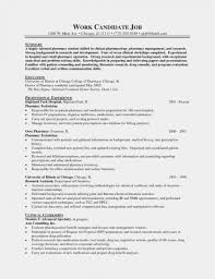 Modern Hospital Pharmacist Resume 14 Things You Should Do In Invoice And Resume Template Ideas