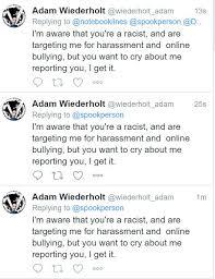 "chris on Twitter: """"Wiederholen"" is German for ""to repeat"" - Adam Wiederholt  perfectly translates to ""Adam repeats"".… """