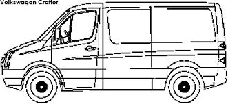 Volkswagen Crafter Dimensions