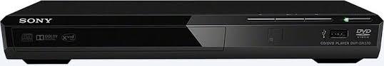 Купить DVD-<b>плеер SONY DVP</b>-<b>SR370</b>, черный в интернет ...
