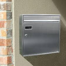 modern wall mount mailbox stainless steel modern contemporary view point mailbox modern black wall mounted mailbox