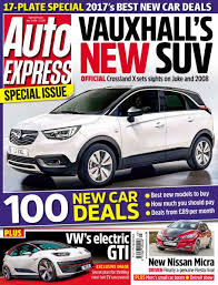 auto express new car releasesAuto Express  18 January 2017  Web Release  Hot Scene Access