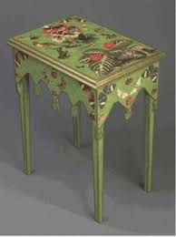 floral decoupage furniture. how to decoupage furniture a great way spruce up thrift store find floral