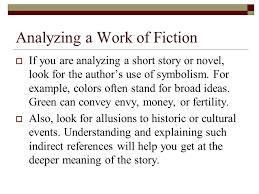 writing the analytical essay ppt  6 analyzing
