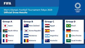 قرعة كرة القدم في أولمبياد طوكيو 2020: طريق صعبة للعرب